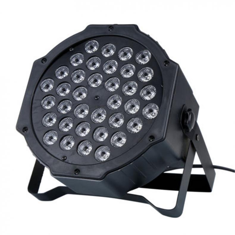 Professionell LED Crystal Magic Ball Par 36 RGB LED DMX Stage Light - Kommersiell belysning - Foto 4