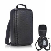 DJI Mavic Pro Accessories Backpack  Hardshell Carbon Grain Handbag Waterproof Suitcase for DJI Mavic Pro