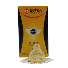 10Pcs/Pack Mini Condom Small Intimate Condoms Sex Toys for Men New Adult Products(China)