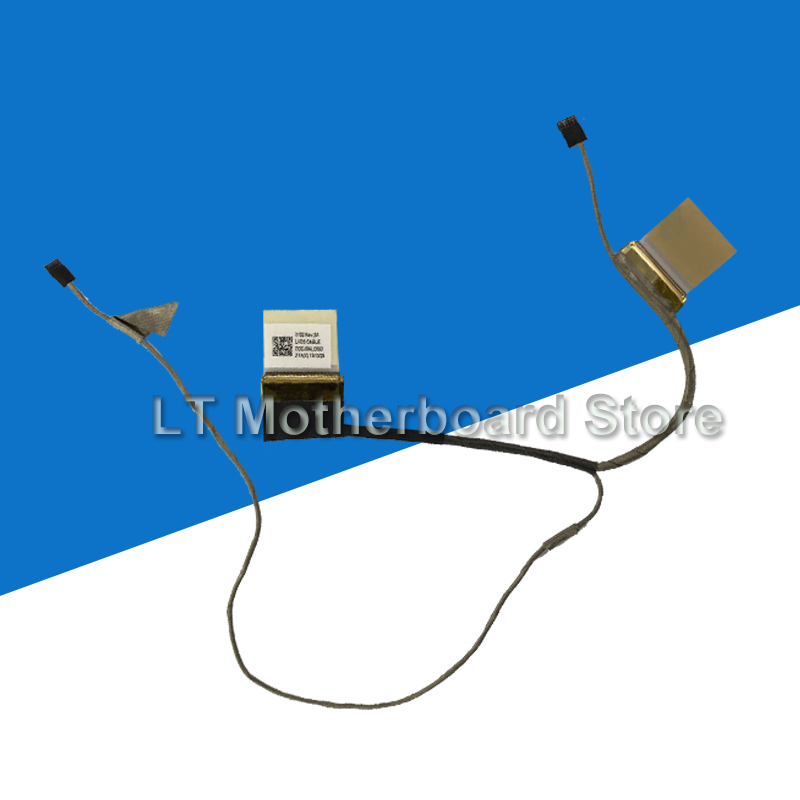 New Laptop Screen LVDS/LED/LCD Video Flex Cable For ASUS X102BX X102B X102 14005-01060100 elsker 38g