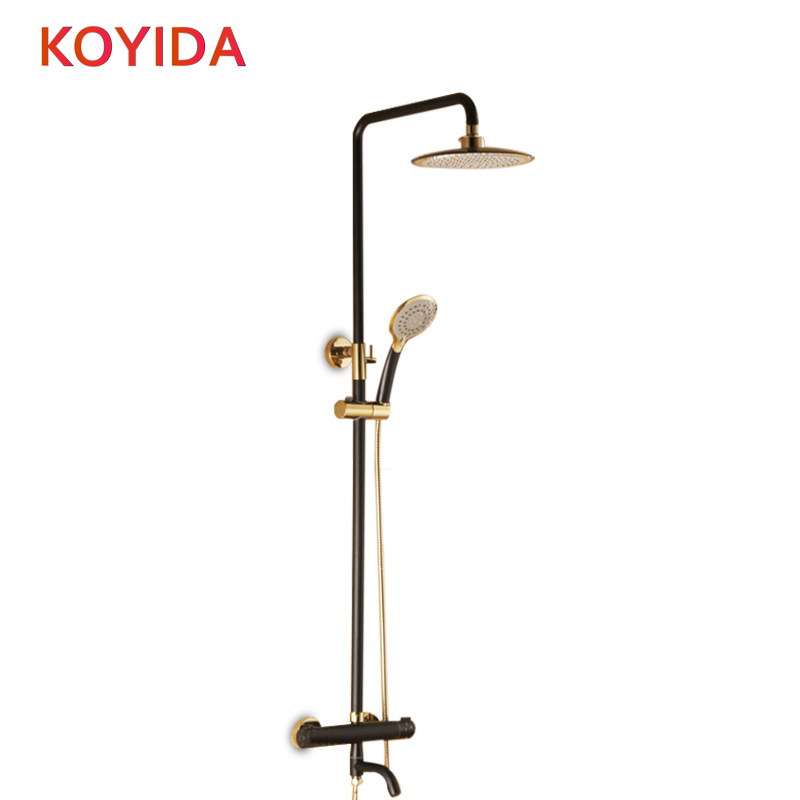 Koyida intelligent shower smart thermostatic waterfall - Intelligent shower ...