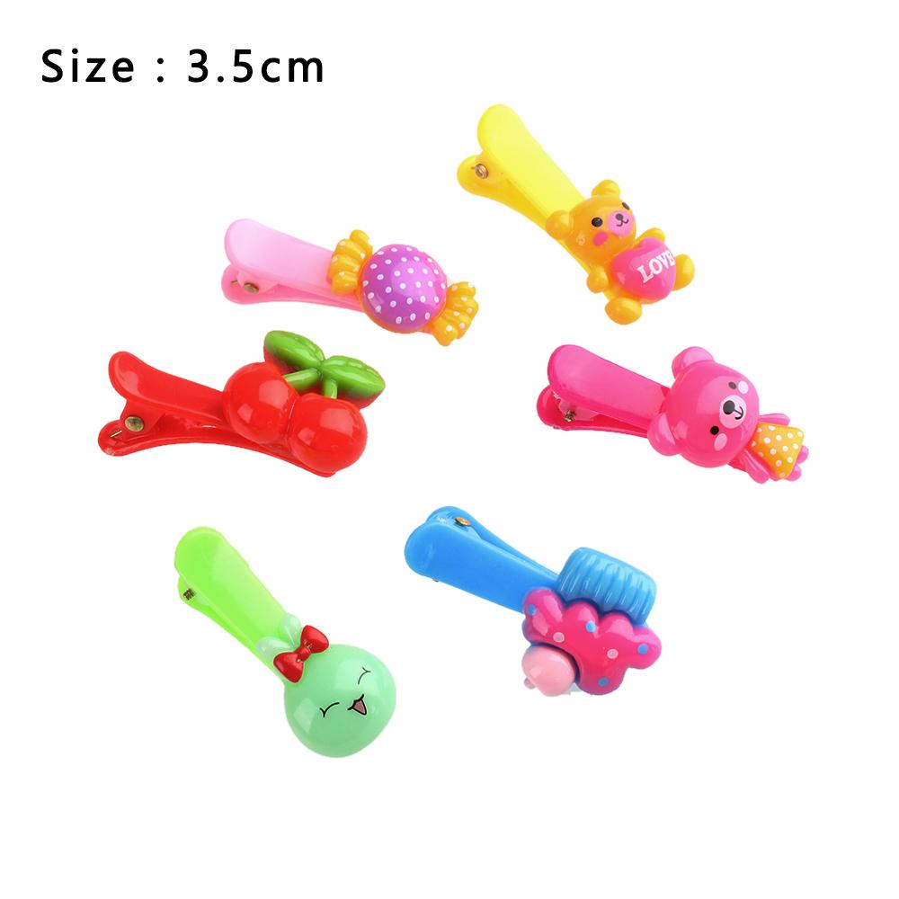 HTB1r1fHRpXXXXXQXVXXq6xXFXXXJ 12-Pieces Mix Colorful Fruit Flower Star Animal Fish Ribbon Heart Candy Hair Accessories For Girls