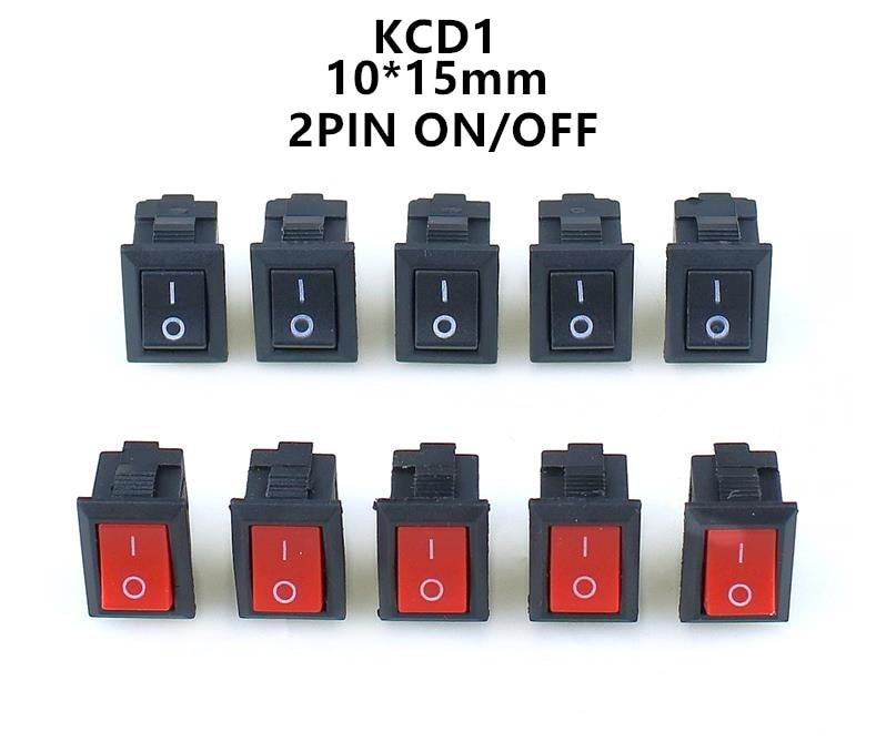 10pcs-kcd11-101-3a-250v-small-black-10-15mm-spst-2pin-on-off-g130-boat-rocker-switch-car-dash-dashboard-truck-rv-atv-home
