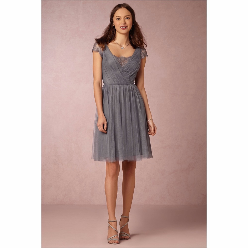 Excelente Damas De Honor Vestido Estilos Composición - Colección de ...
