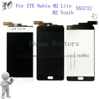 For Nubia M2 Youth Edition Full LCD DIsplay Touch Screen Digitizer Assembly For ZTE Nubia M2