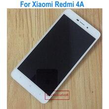 """5,0 """"neue hochwertige lcd anzeige + touch screen digitizer mit rahmen für xiaomi redmi 4a ersatzteile"""