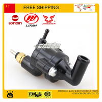 250cc motorcycle CG engine Thermostat housing switch LONCIN ZONGSHEN LIFAN 200cc engine dirt bike ATV parts temperature control