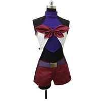 2016 Guardians of Stars Magic Girl Jinx Cosplay Costume From LOL