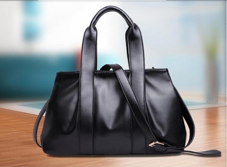 2015 Genuine Leather bags for women handbags multicolor Retro ...