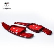 Т-карбоновое стекловолокно рулевые весла сдвиг подходит для S3 S5 TT