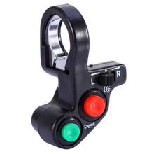Motorcycle ATV Bike Scooter Offroad 7/8″ Switch Horn Turn Signals On/Off Light Motorbike Accessories Lights 2016 Wholesale