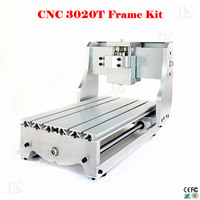 RUSSIA FREE TAX CNC 3020T Frame Of Drilling And Milling Machine For DIY CNC ROUTER