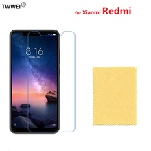 Protective Film Screen Protector for Xiaomi Redmi Note 7 6 5 Pro 6A Plus S2 LCD Foil