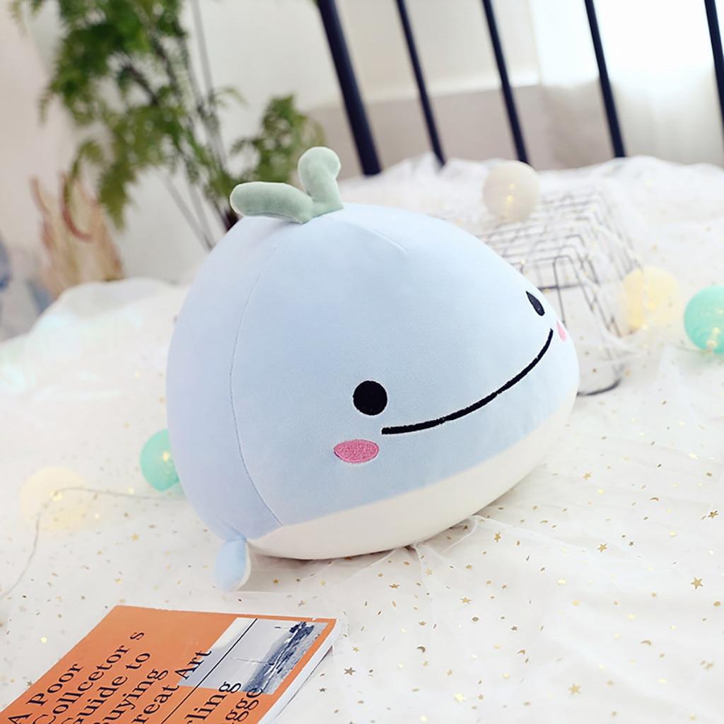 1 Pc Medium Größe Explosive Dolphin Figurine Whale Plüsch Spielzeug Ragdoll Puppe Kann Eine Schöne Die überraschung Beliebte Geschenk 5,18