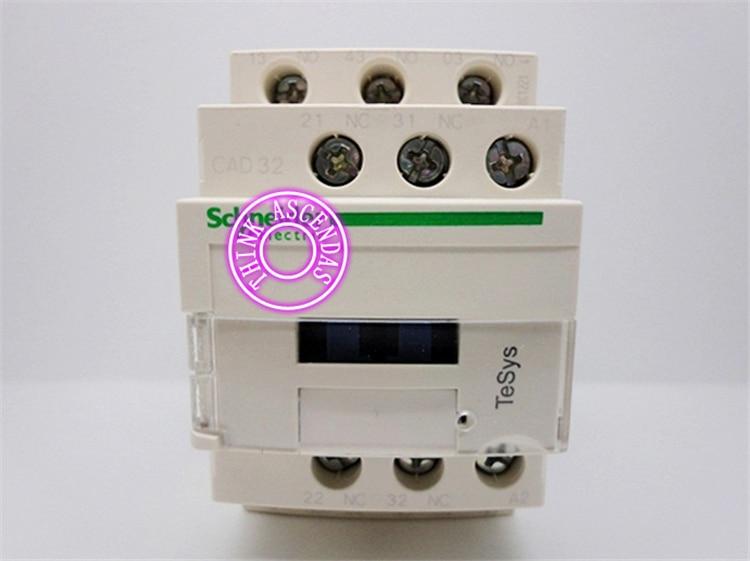 CAD Series Contactor CAD32 CAD32BD 24V / CAD32CD 36V / CAD32DD 96V / CAD32ED 48V / CAD32FD 110V / CAD32GD 125V / CAD32JD 12V DC new control relay cad series cad32 cad32sdc cad 32sdc 72v dc