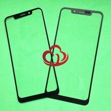 10 stks/partij Vervanging LCD Front Touch Screen Glas Outer Lens Voor Motorola Moto Een P30 Spelen XT1941