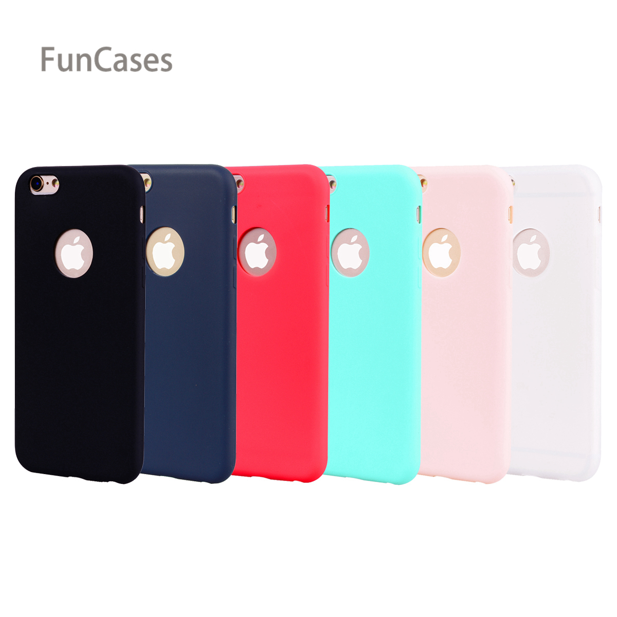 Candy Case sFor Cellular iPhone 6 Soft Silicone Phone Case Ajax Jewelled Holsters Clips  ...