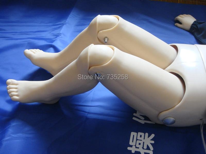 CPR-Trainingspuppe für Kinder, CPR-Trainingsmodell für - Schule und Ausbildung Supplies - Foto 3