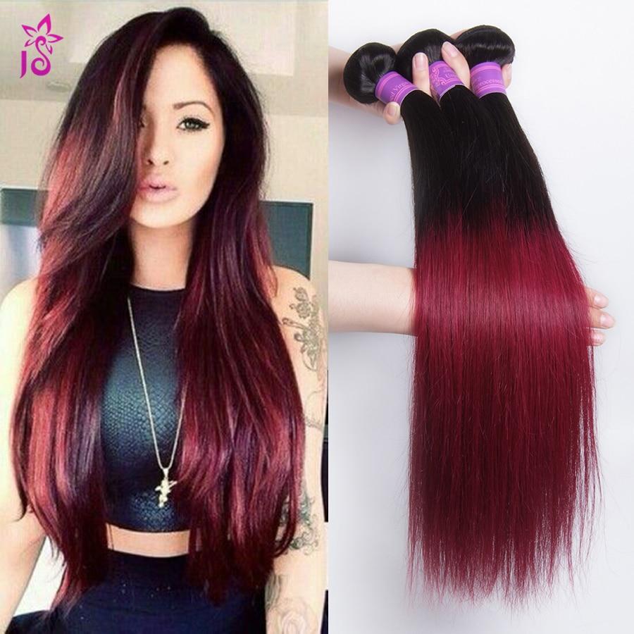 popular Virgen cabello rojo