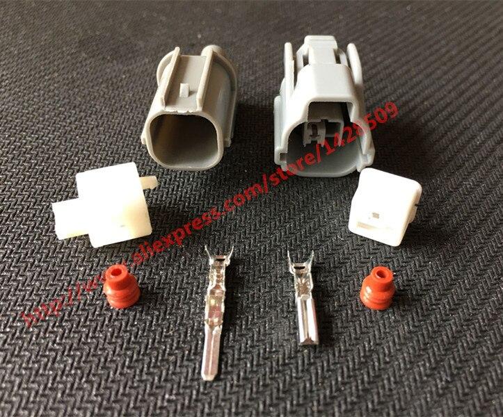 Sumitomo HW 8 Way Plug Socket connecteur Set avec Pins /& JOINTS