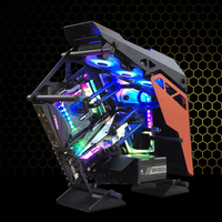 Bykski B HTRGB EX Hard Tube Water Cooling Program Kit Multiple computer case water Cooling Kit building accessory RBW Light