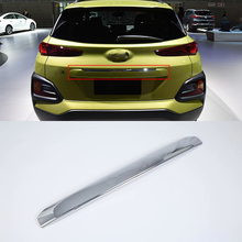 ABS Plastic Car body kits rear trunk steamer Decoration Trim For HYUNDAI ENCINO car accessories