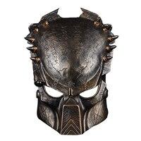 Lobo resina Predator máscara, mascarada Cosplay máscara del partido, hallowe props partido para adultos, mardi Gras completo Cara máscara, envío libre