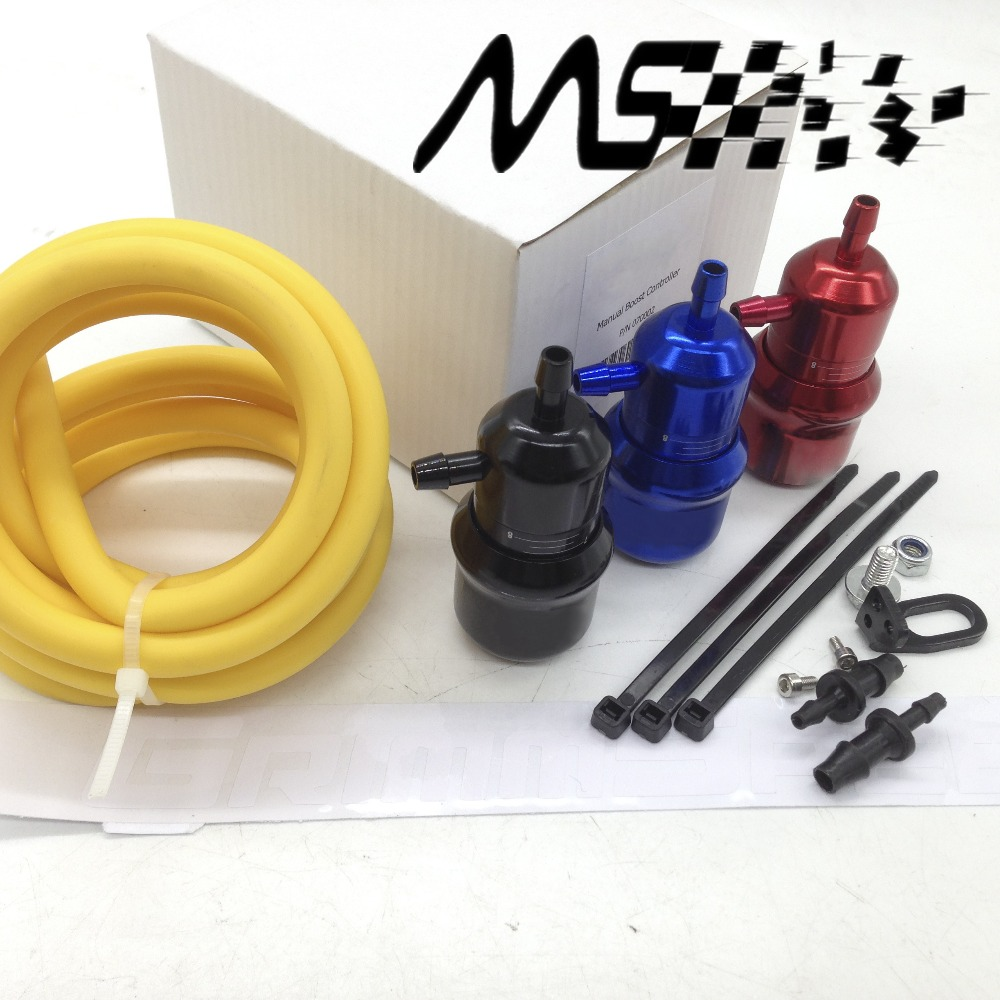 UNIVERSAL MANUAL TURBO BOOST CONTROLLER for WRX/STI/ EVO Resolution -0-60 PSI with logo