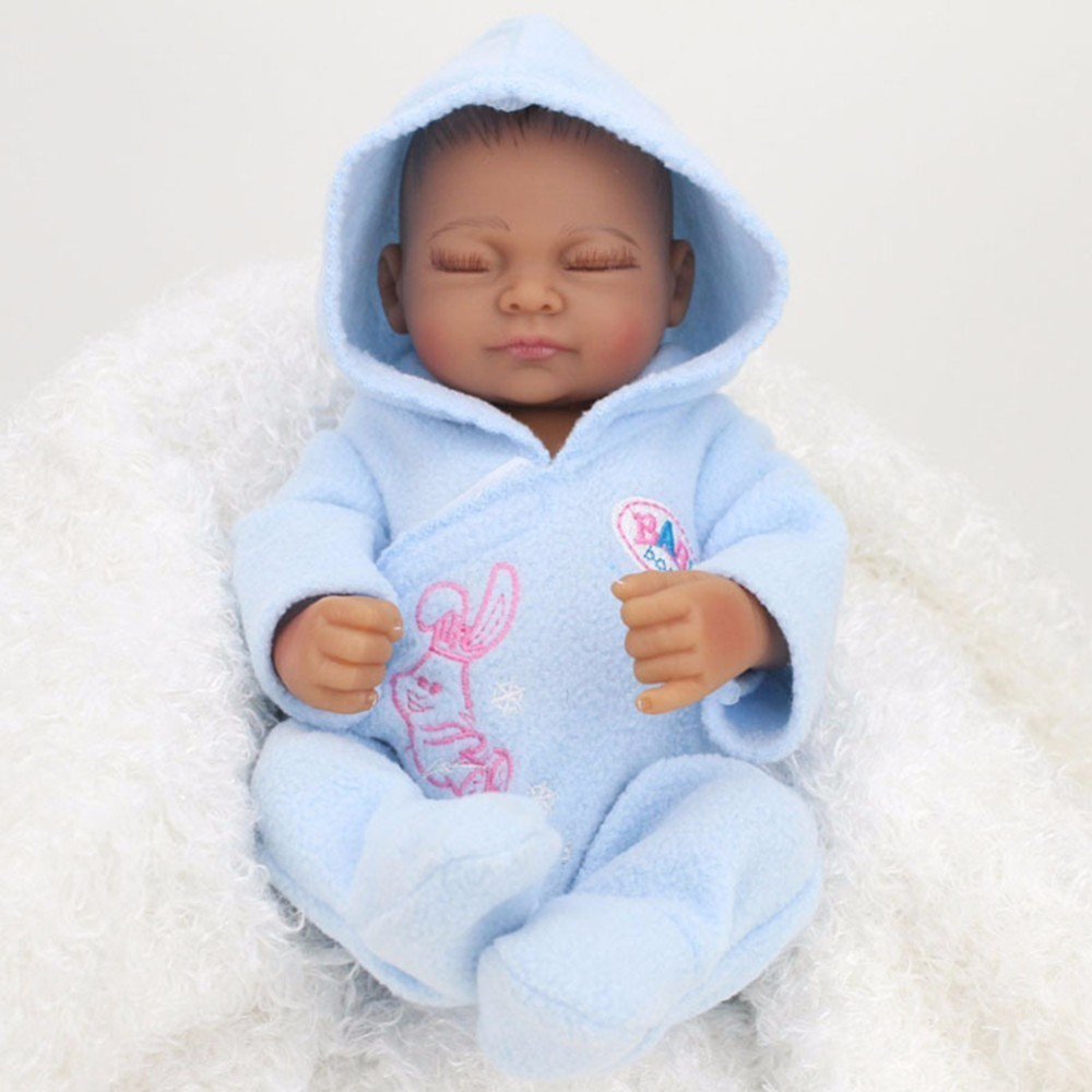 Chilren Toys Simulation of Regenerated Cute Reborn Lifelike Baby Doll Toy Wearing Bib Pants with Pouted Mouth for Kids estimation of shrinkage of cast al si alloy using simulation