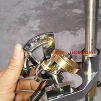 gem stone faceting machine manipulator grinding machine jewelry Angle machine sticking bar and glue
