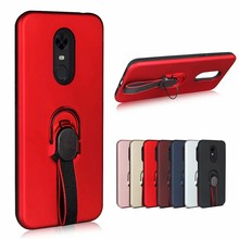 Shockproof case For xiaomi mi 8 Redmi 5 plus phone case Magnet Car Holder Cover for Redmi NOTE5 pro NOTE6 POCOPHONE F1(China)