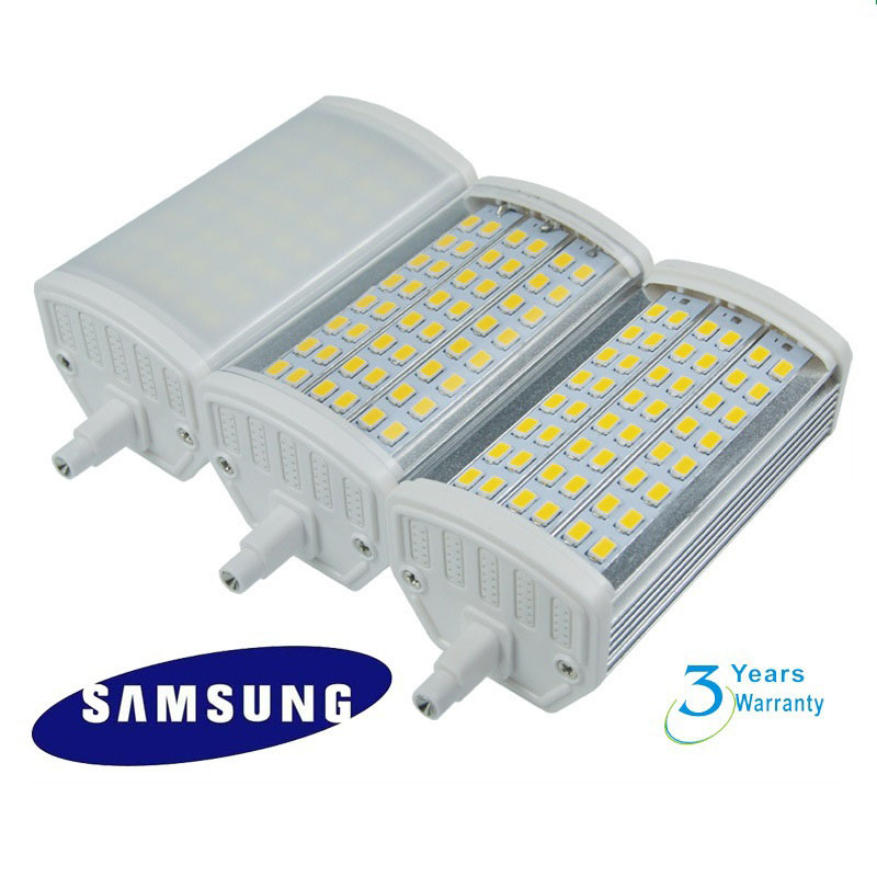 Buy 50pcs lot 15w 118mm samsung smd5730 for R7s 150w led