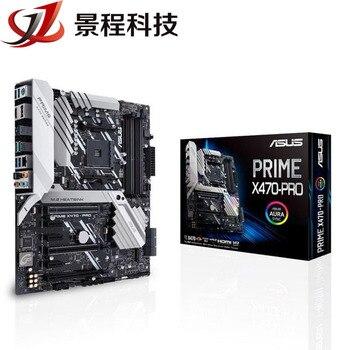 Asus PRIME X470-PRO X470 AM4 Motherboard+R7 3700X/R7 3800X/R9 3900X CPU motherboard+CPU set