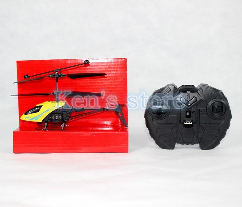 Mini RC Helicoptero 2CH 10
