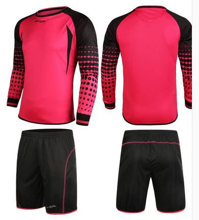 e03fbcf6f free shiping AOQUE China famous brand football goalkeeper clothing  goalkeeper jersey 4 color Size M,L,XL,XXL-in Soccer Jerseys from Sports &  Entertainment ...