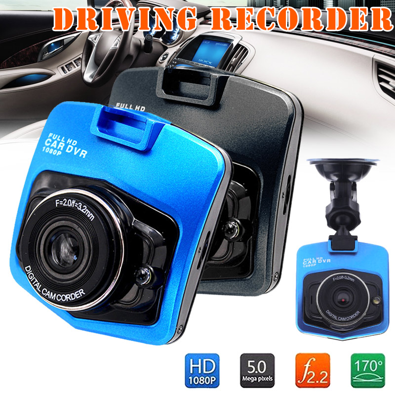 Full HD 1080P Mini Car DVR New Original Car Recorder  Night Vision Dash Car Camera Accessories