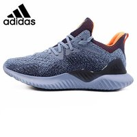 Original New Arrival 2018 Adidas Alphabounce Beyond M Men's Breathable comfortable wear resistant Running Shoes Sneakers AQ0572