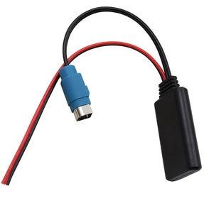 Image 1 - Bluetooth Aux Adapter kabel Für Alpine KCE 237B CDE 101 CDE 102 CDA 105 IDA X311 IDA X303 IDA X305 TME S370 KCE 400BT