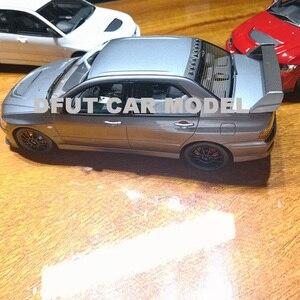 Image 3 - 1:18 합금 랜서 evo 8 mr FQ 400 어린이 장난감 자동차의 자동차 모델 원래 공인 정통 어린이 장난감