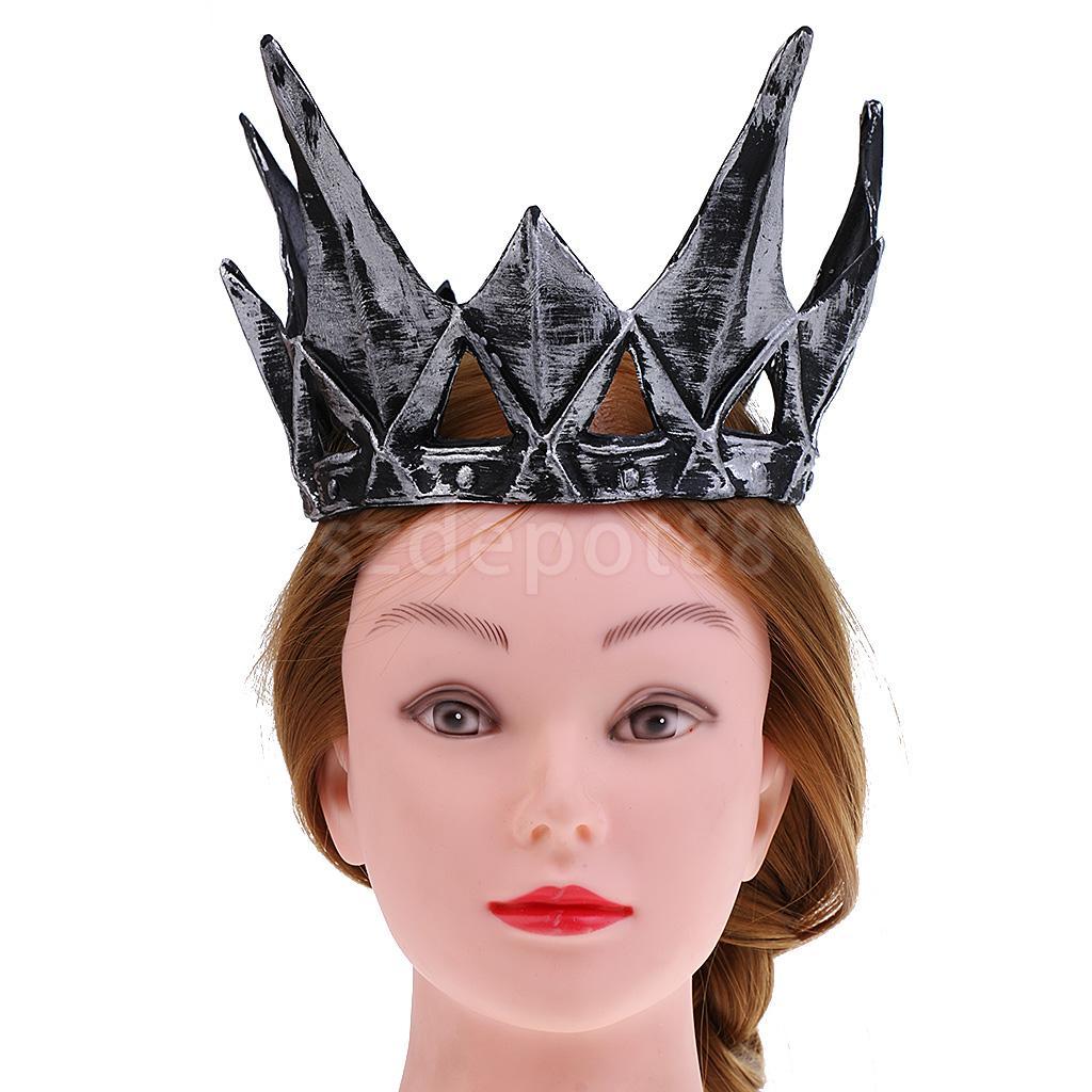Vintage Crown Headband Halloween Costume Fancy Dress Party Hair Accessories
