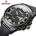 LONGBO Люксовый бренд спортивные мужчины смотреть способа Высокого качества кварцевые Наручные Часы Водонепроницаемый военные часы relogio masculino 3005