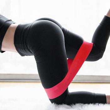 Taśmy oporowe gumka trening sprzęt do fitnessu gumki recepturki lateksowe joga siłownia trening siłowy sportowe opaski gumowe tanie i dobre opinie FervorFOX Unisex Gumy ciąg w klatce piersiowej developer Legs 201810131450 Natural latex