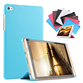 Hot Ultra thin Smart pu leather Case cover For Huawei MediaPad M2 M2-801W M2-803L For Huawei M2 8.0 tablet case
