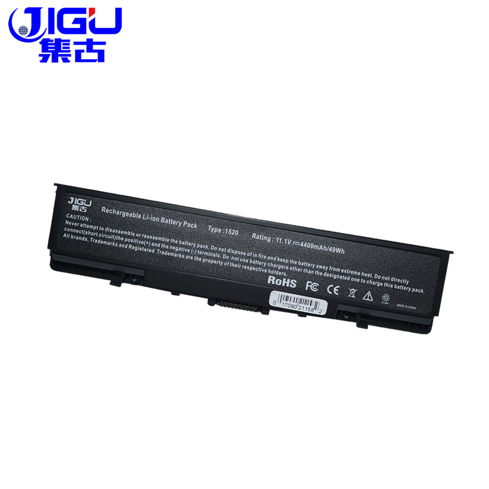 JIGU Laptop <font><b>Battery</b></font> FOR <font><b>Dell</b></font> <font><b>Inspiron</b></font> 1520 1521 <font><b>1720</b></font> 1721 For <font><b>DELL</b></font> Vostro 1500 FP282 GK479 Notebook Li-lon 6Cells image