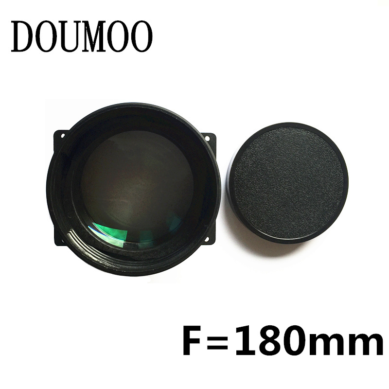 LED projector universal lens DIY HD 1080P projector short focus glass lens F = 180 mm for lcd screen 5 inch 5.8 inch 7 inch doumoo 330 330 mm long focal length 2000 mm fresnel lens for solar energy collection plastic optical fresnel lens pmma material