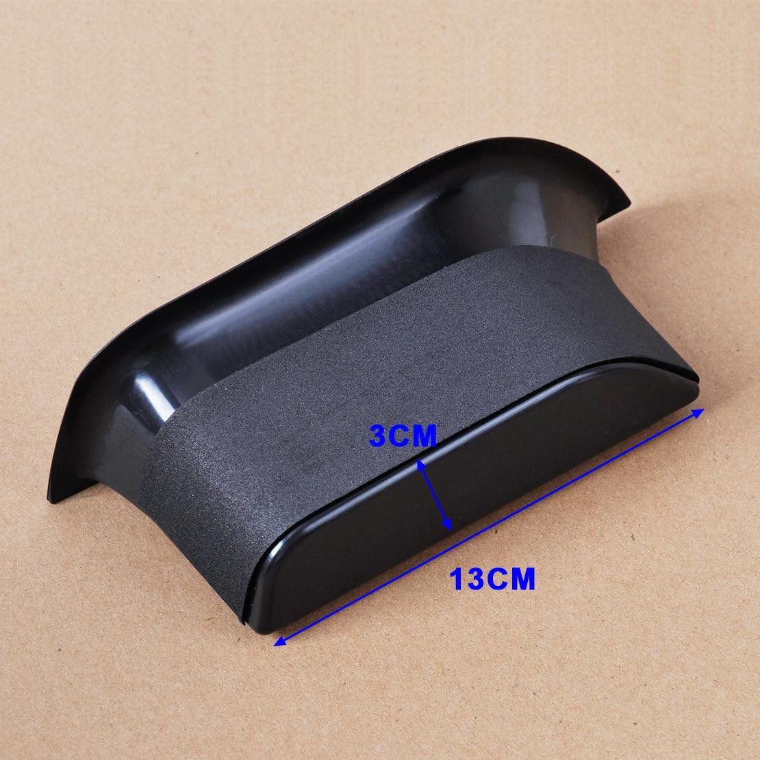 CITALL 4 шт. Новинка черная передняя+ задняя дверь подлокотник коробка для хранения Контейнер держатель для Mercedes Benz W212 E класс 2010 2011 2012