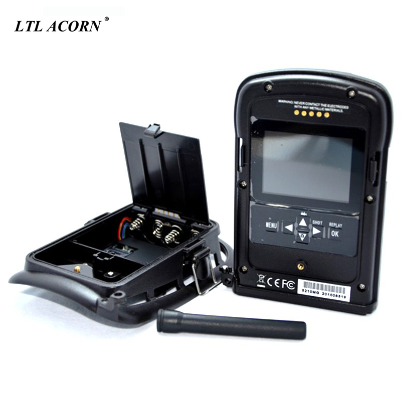 все цены на LTL ACORN MMS module battery box game scouting trail camera battery box for 5210MG  5310MG  5210MC 5310MC hunting camera