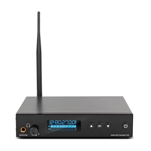 Image 2 - G MARK PSM 500 באוזן צג חי מערכת UHF אלחוטי סטריאו אישי מקלט שלב אוזניות 1 ערוץ 1 קול אוזניות