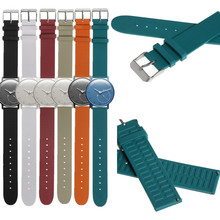 18mm Sports TPU+TPE Wristband Strap for Withings Activite Pop/Steel/Sapphire Smart Watch