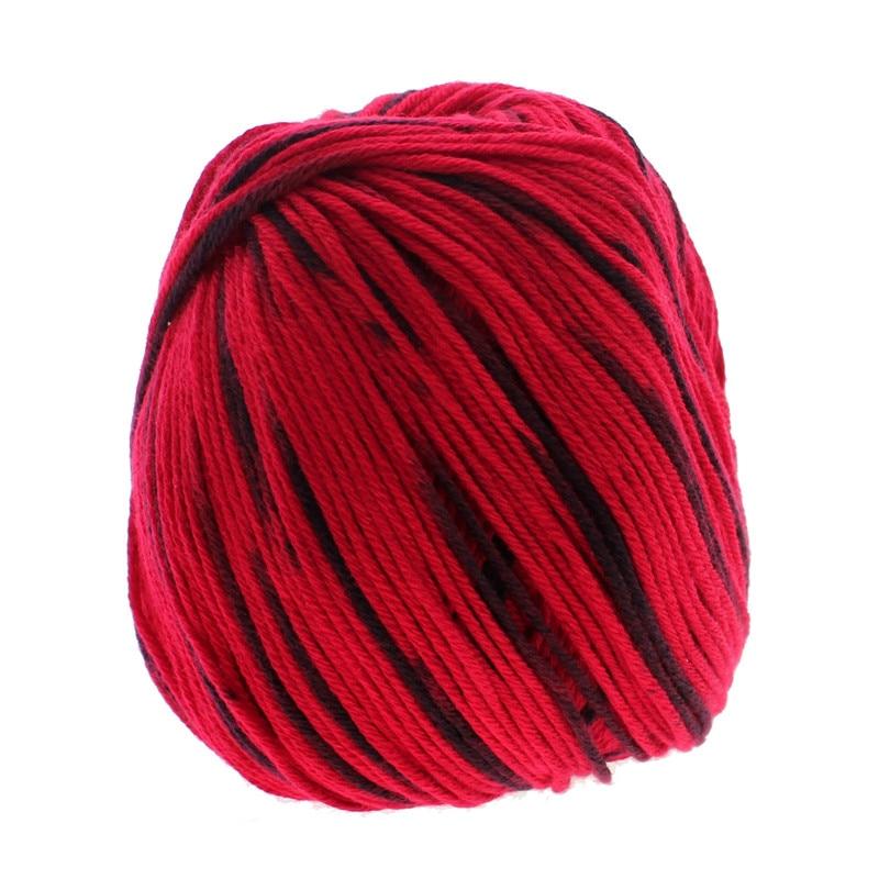 2016 Fibroin gyapjú kasmír kézműves selyem gyapjú gombolyag rost labda kötés horgolt fonal